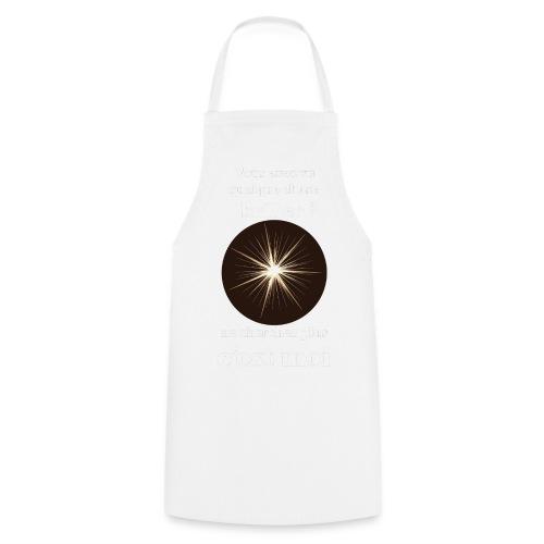 Lorgnette brillant ...amoureux ou inspiré FS - Tablier de cuisine