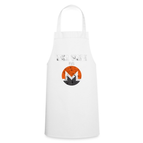 XMR T-Shirt - Kochschürze