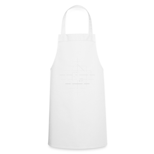 No Limits Logo Weiß - Kochschürze