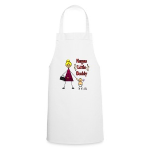 Nanas Little Buddy. - Cooking Apron
