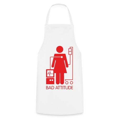 Bad Attitude Female - Cooking Apron