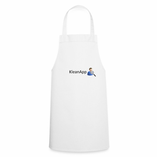 KleanApp Logo - Kochschürze