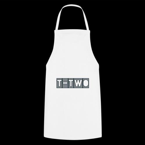T TWO LOGO - Kochschürze