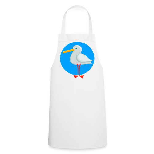 Möwe - Kochschürze