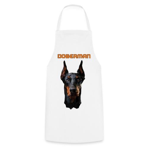 DOBERMAN - Keukenschort