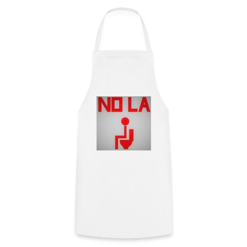 NO COMETAS UN ERROR - Delantal de cocina