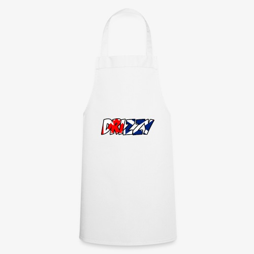Scotland And Canada Drizzy Logo - Cooking Apron