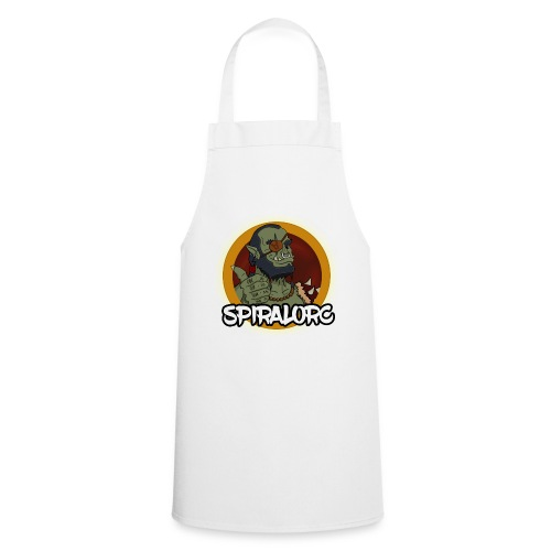 Spiral Orc NO BG - Cooking Apron