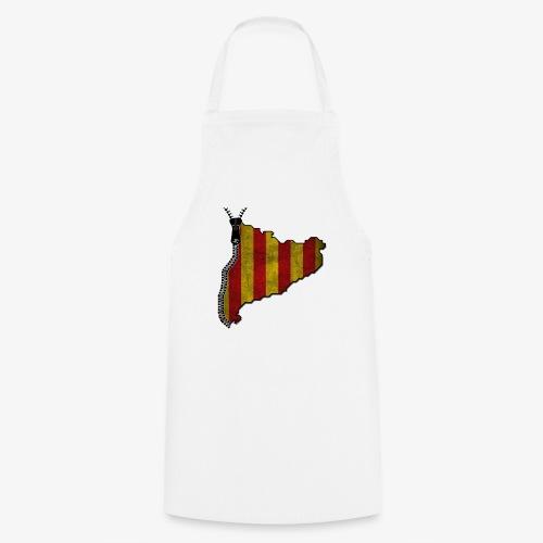 catalunyacremallerablancg - Delantal de cocina
