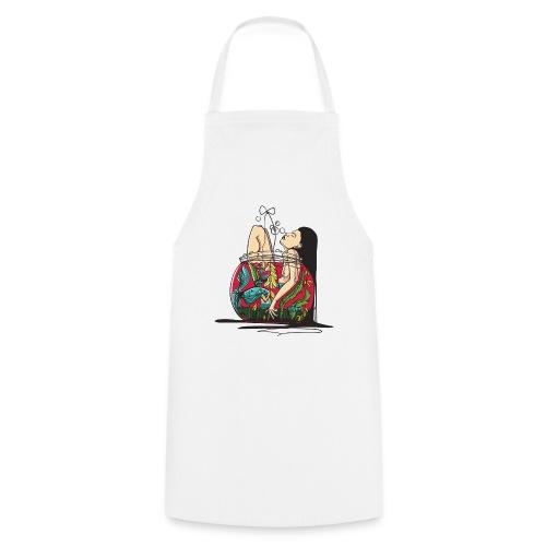 Meerjungfrau - Kochschürze