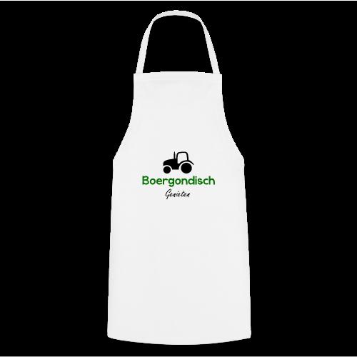 Boergondisch - Keukenschort