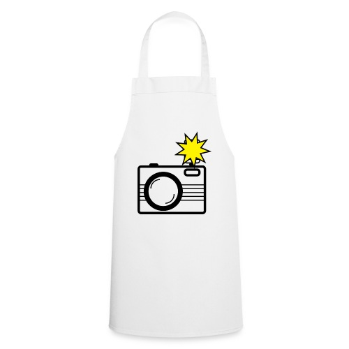 camera - Cooking Apron