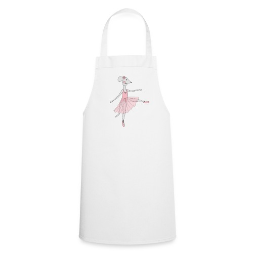 Ballerina Mouse - Cooking Apron