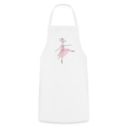 Ballerina Mouse - Forklæde