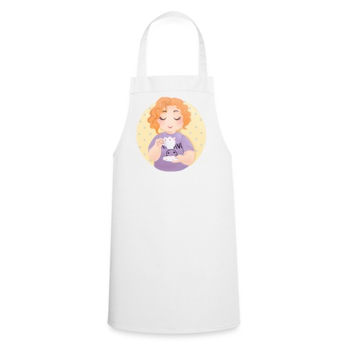 Gingerly Ginger - Cooking Apron