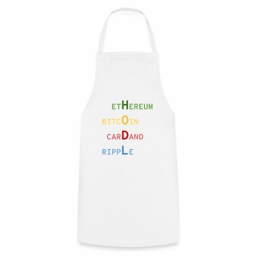 HODL color - Tablier de cuisine