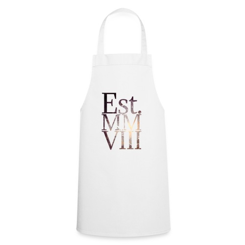 Born in 2008 - Cooking Apron