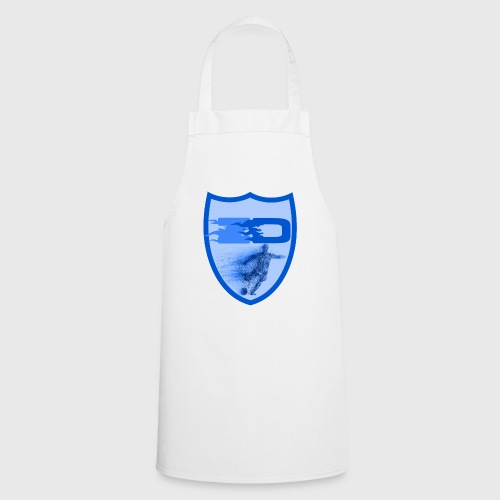 J R Footballers Shield Logo - Cooking Apron