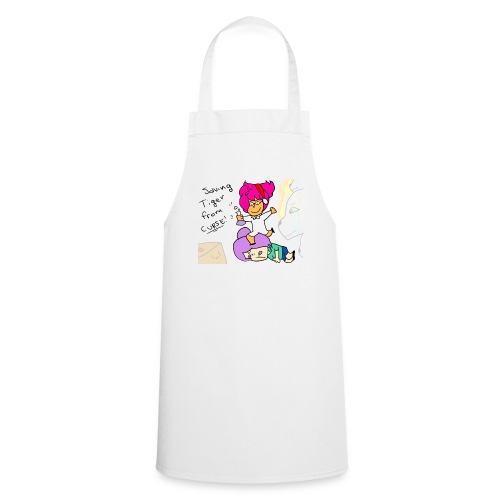 Saving Tiger Toast From Curse! - Cooking Apron