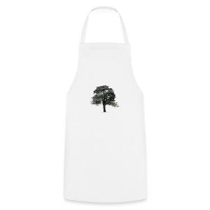 cool cedar tree - Cooking Apron