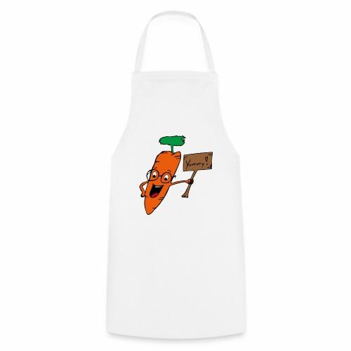 Kalle die Karotte - Kochschürze
