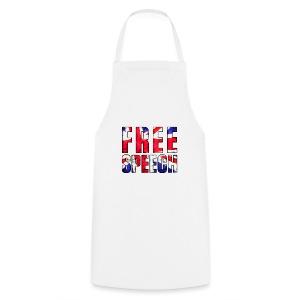 Free Speech UK - Cooking Apron