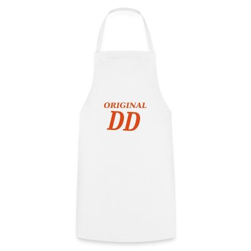 Original DD rot - Kochschürze