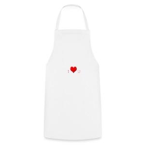 love - Keukenschort