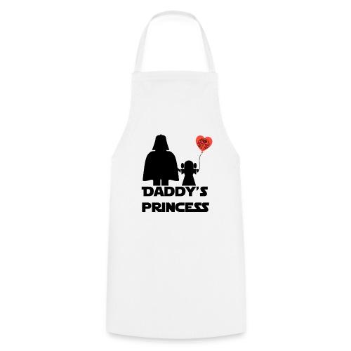 daddys princess - Delantal de cocina
