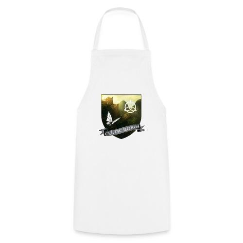 Blason logo de la chaîne - Tablier de cuisine
