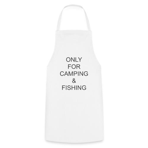 Camping & Fishing - Cooking Apron