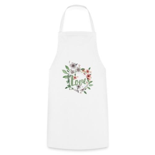 Love - Grembiule da cucina