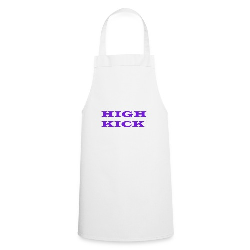 HIGH KICK HOODIE [LIMITED EDITION] - Cooking Apron
