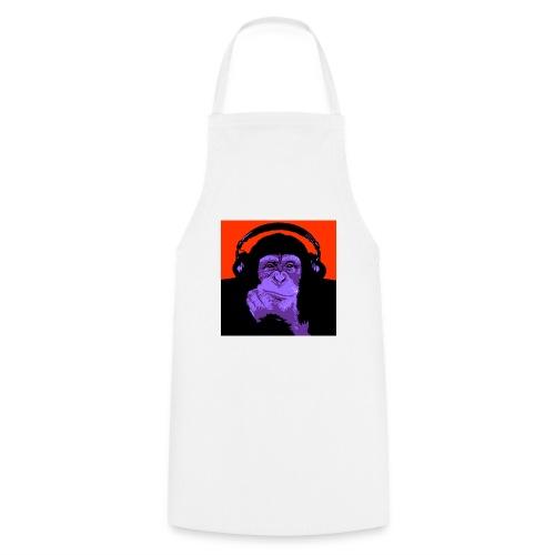 project dj monkey - Keukenschort