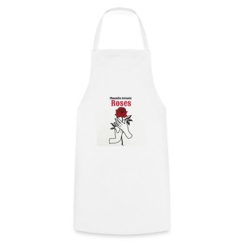 Roses - Kochschürze