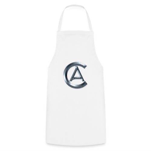 AnzahCraft Rundes Logo - Kochschürze