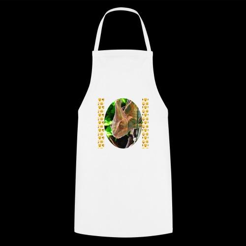 Pascal das Chamäleon - Kochschürze