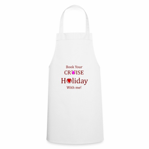 Book your Holiday 1 - Cooking Apron