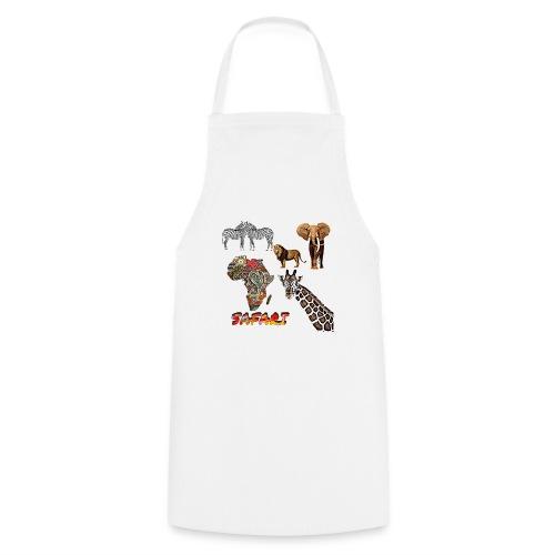 Safari africain - Tablier de cuisine