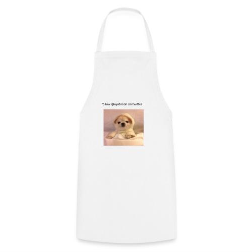 follow ayatooh - Cooking Apron