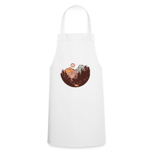 Sunset Mountain - Cooking Apron