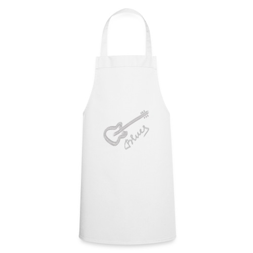 Blues white - Cooking Apron