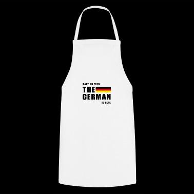 niemiecki - Fartuch kuchenny