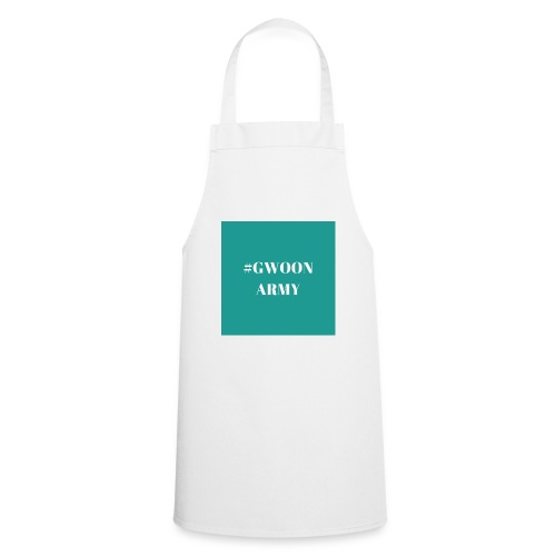 #gwoonarmy - Keukenschort
