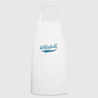 volleyball - Cooking Apron