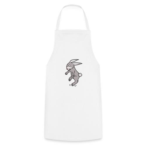Funny Bunny Lustiges Häschen Comic Style - Kochschürze