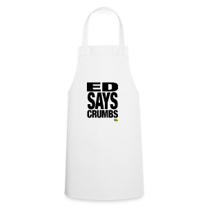 ED SAYS CRUMBS - Cooking Apron