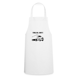 Truck off! - Cooking Apron