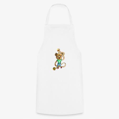 OSO HIPPIE - Delantal de cocina