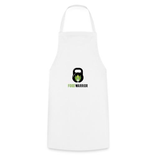 FoodWarrior Official Logo - Tablier de cuisine